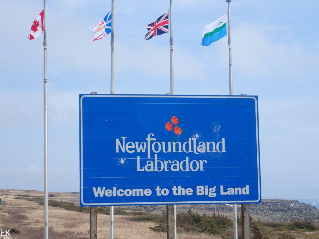 The Big Land - wer kennt schon Labrador?