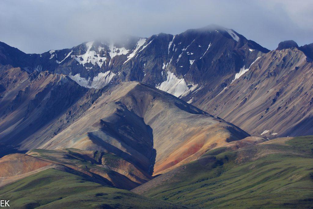 Die Berge werden höher, das Wetter immer besser...