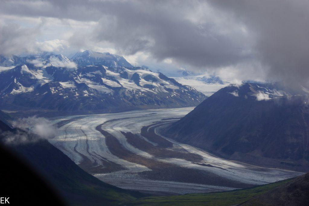 Gletscher...