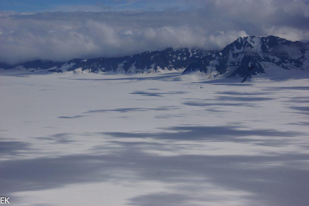 30 km Eis...