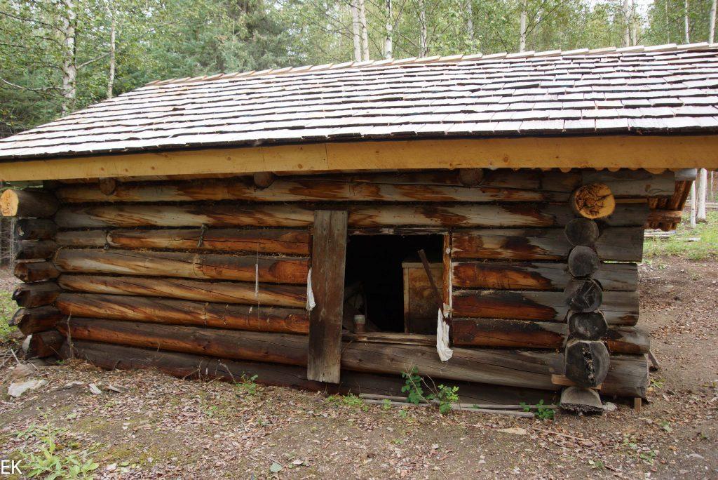 Alte Trapper Cabin