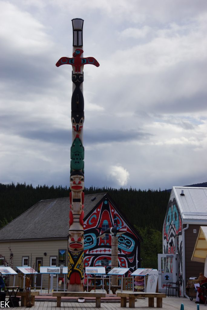 Touri Totem Pole