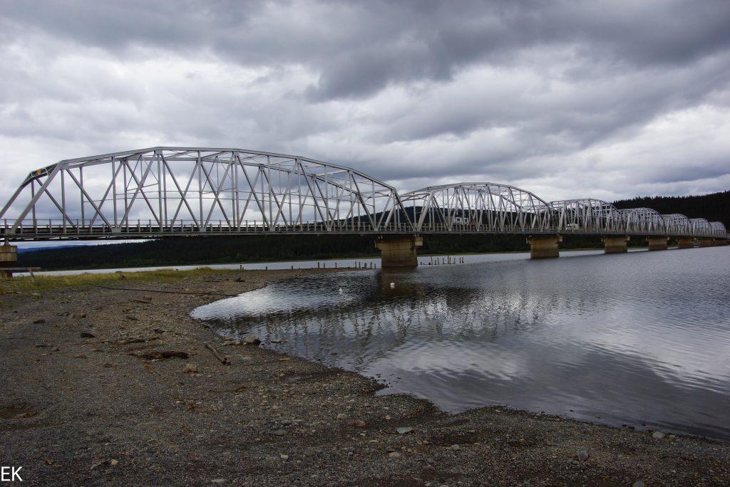 Nitsulin Bay Bridge: noch eine Brücke aus dem 2. Weltkrieg
