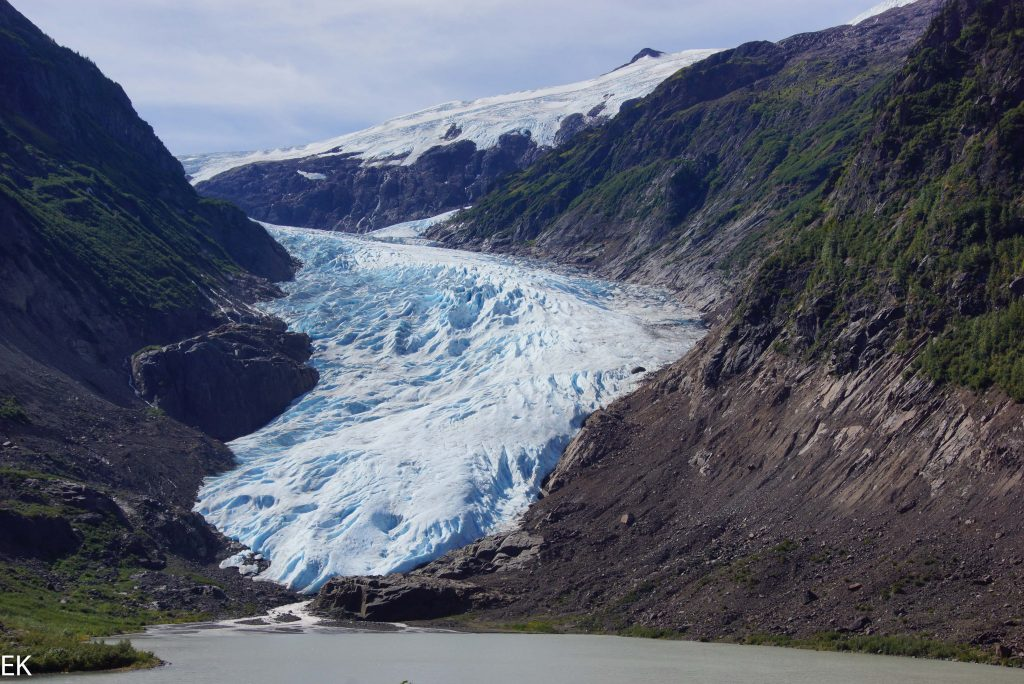 Nochmal Bear Glacier