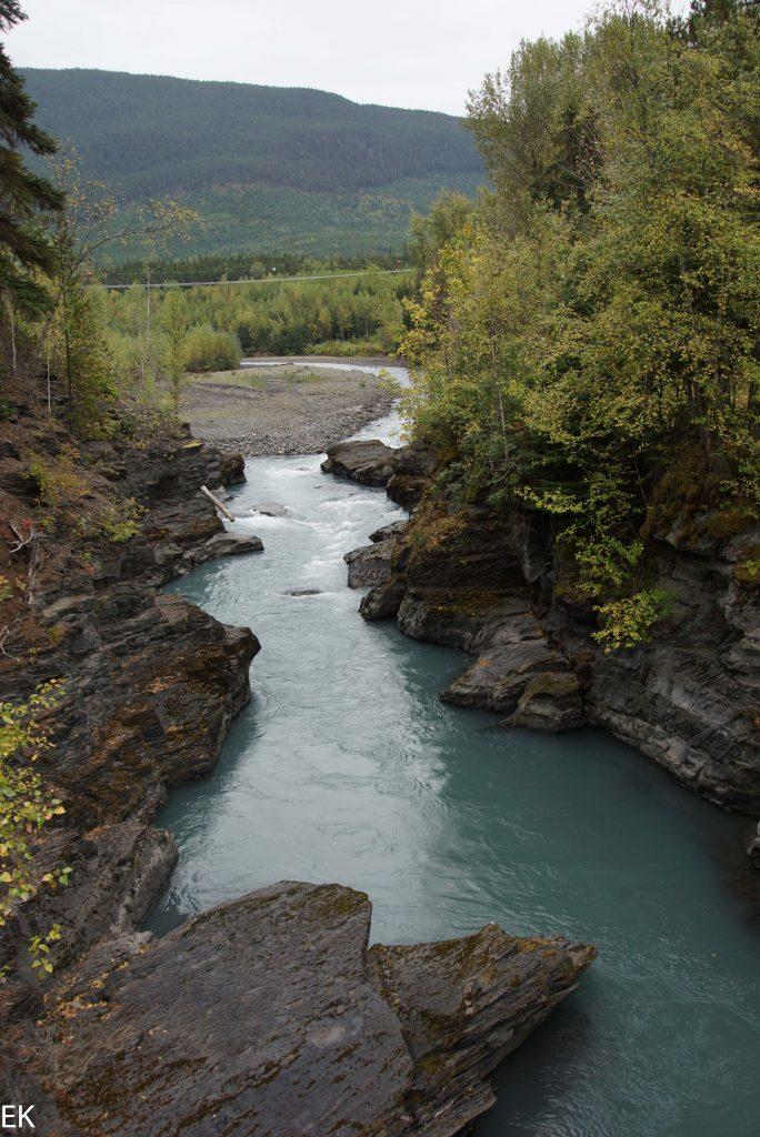 Kikine River