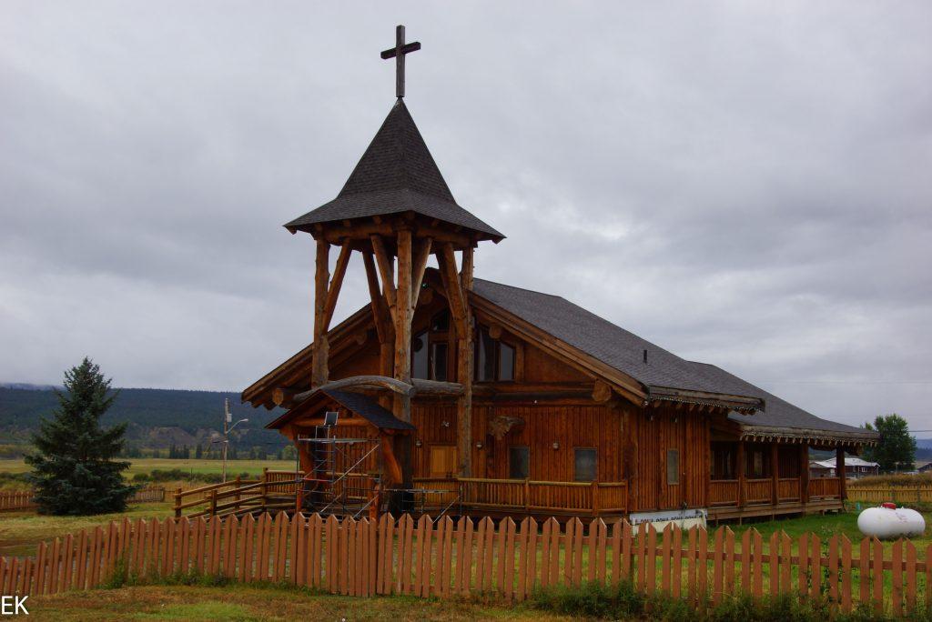 Kirche in Anaham