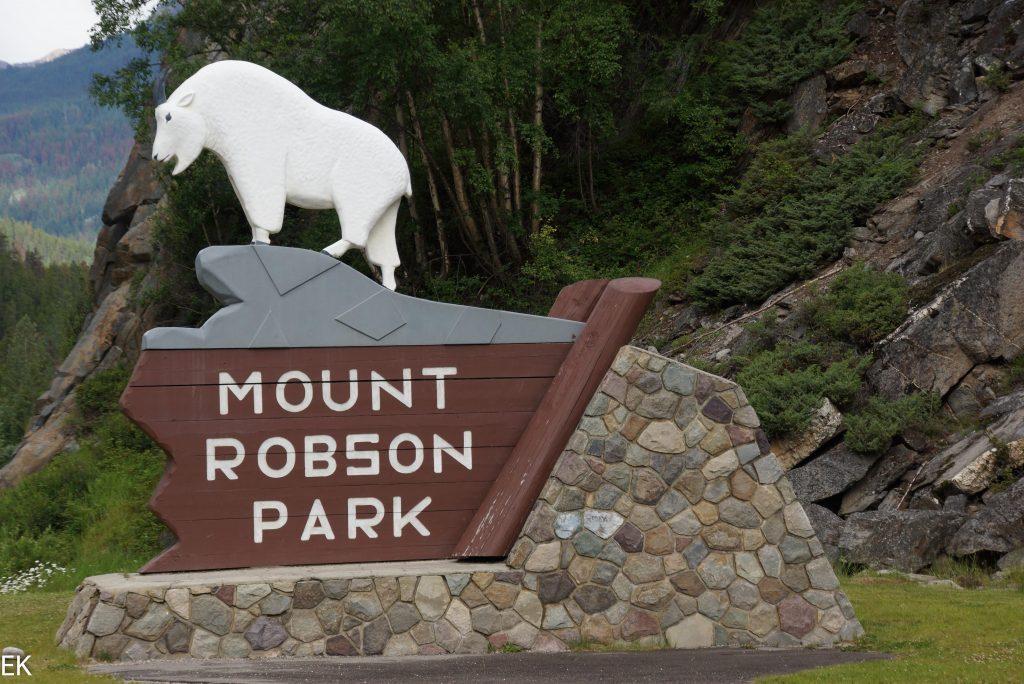Mt. Robson, höchster Berg in den canadischen Rockies