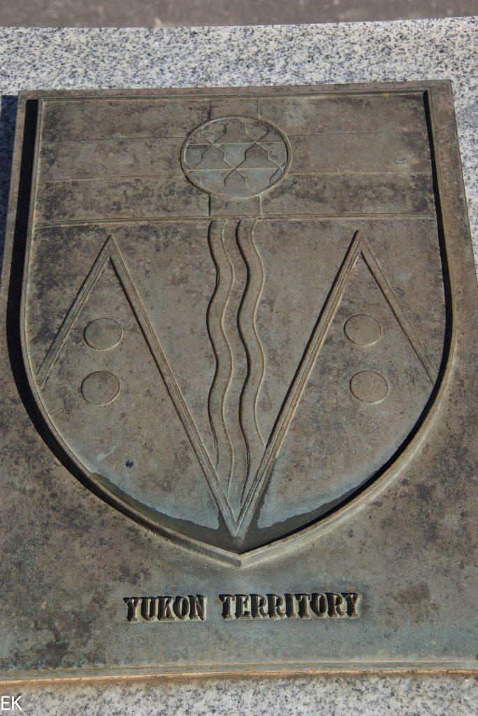 Wappen des Yukon