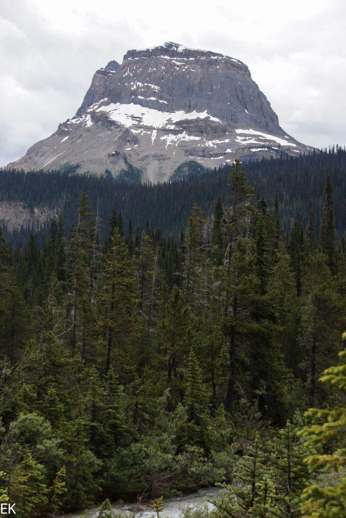 Wir begegnen diesem unheimlichen Art Berg