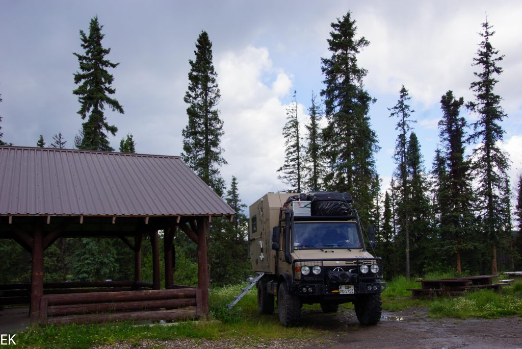 DUHU Lake Campground