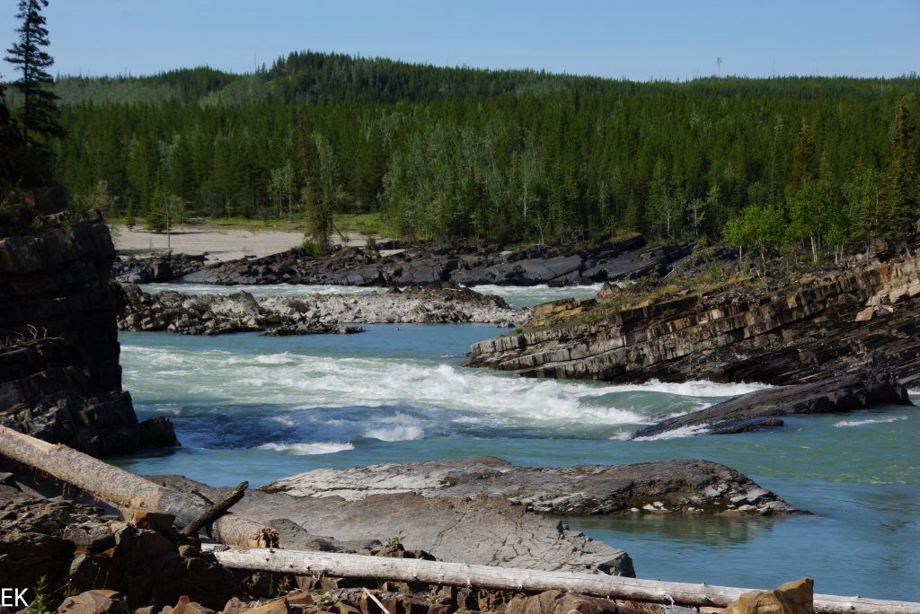 Liard River Rapids