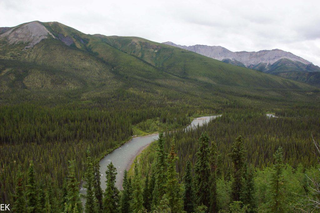 Tal des Lapie River
