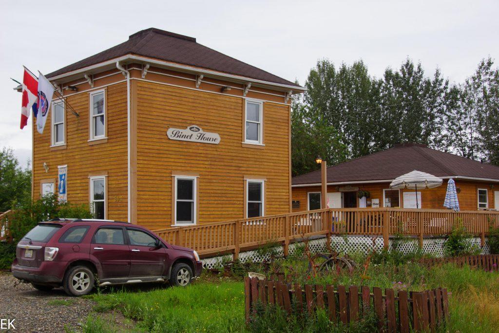Binnet Haus in Mayo