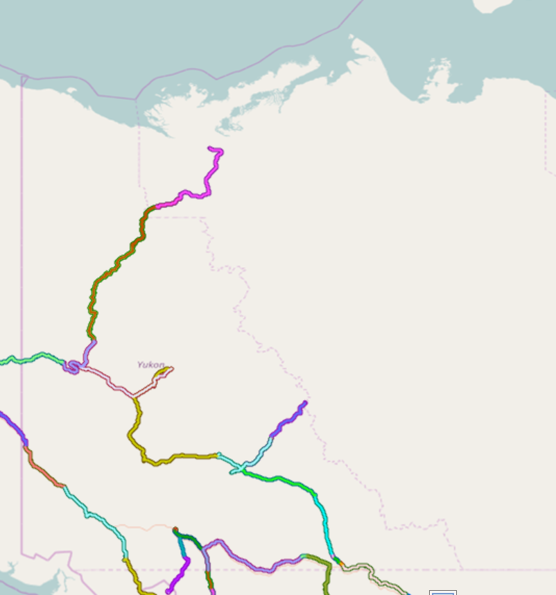 Tracks Yukon