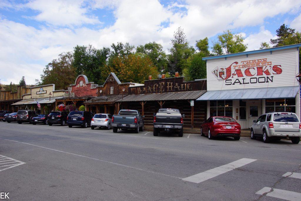 Winthrop Main Street