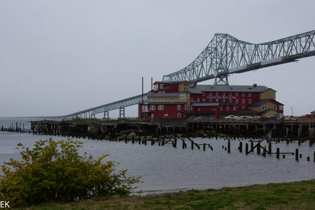 Brücke nach Oregon