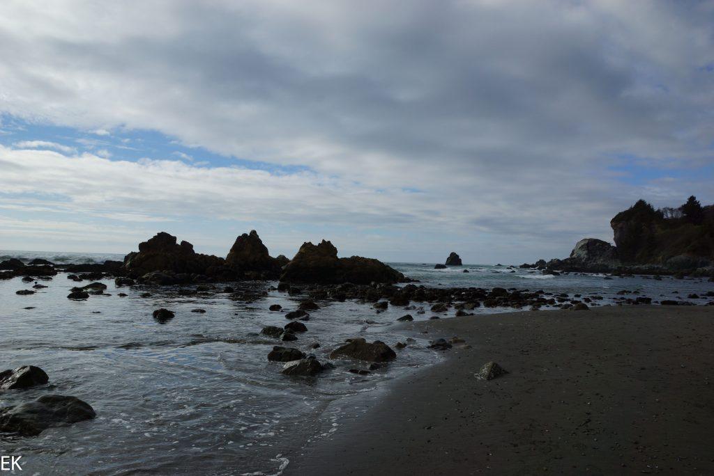Wieder am Pazifik
