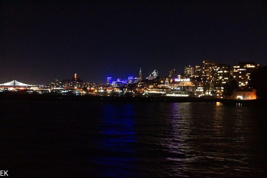 SF bei Nacht