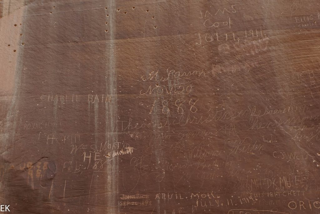Pioneer Grafitti