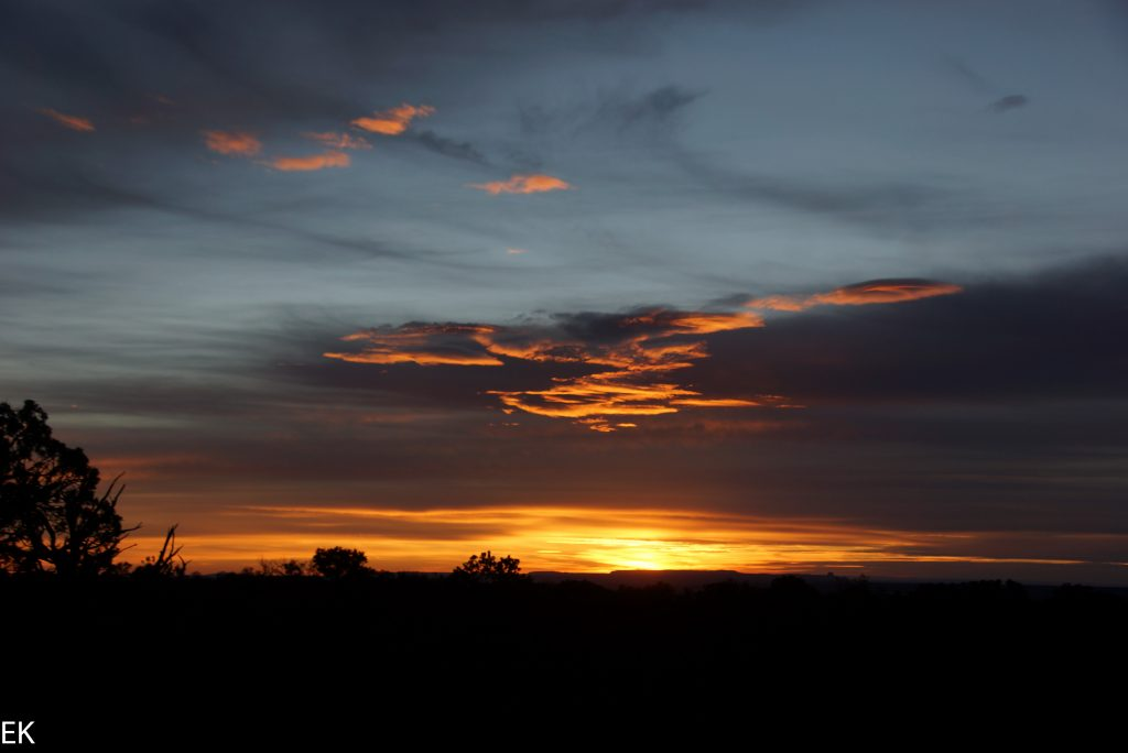 In der Ferne Monument Valley