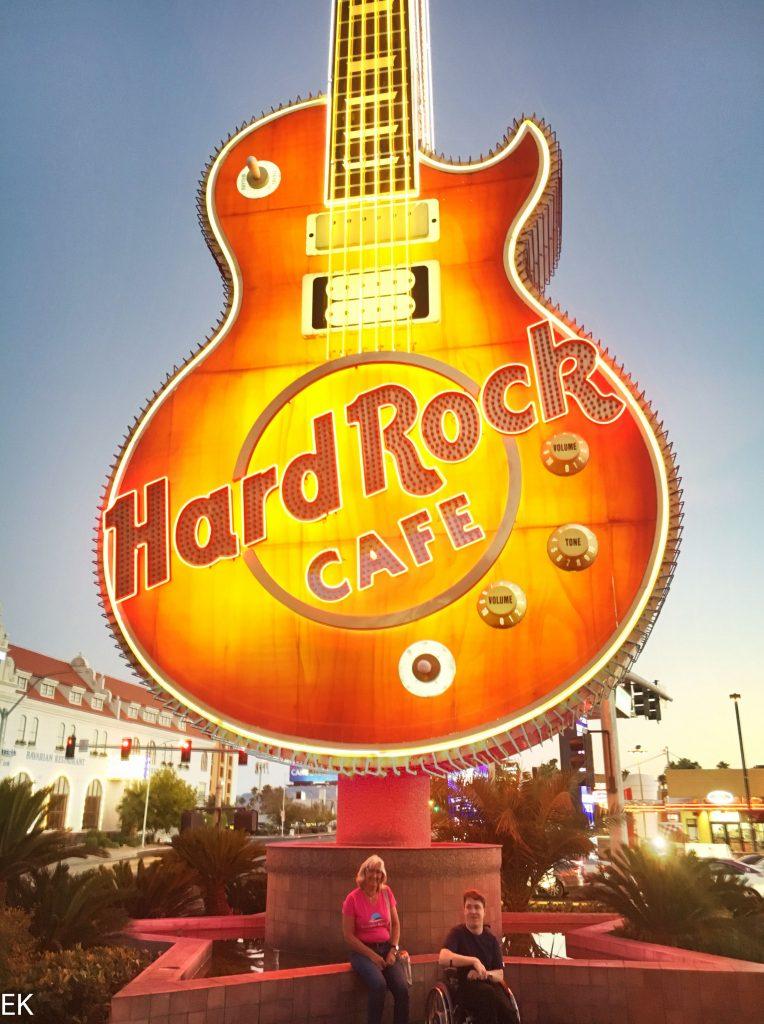 Zwei Hard Rocker