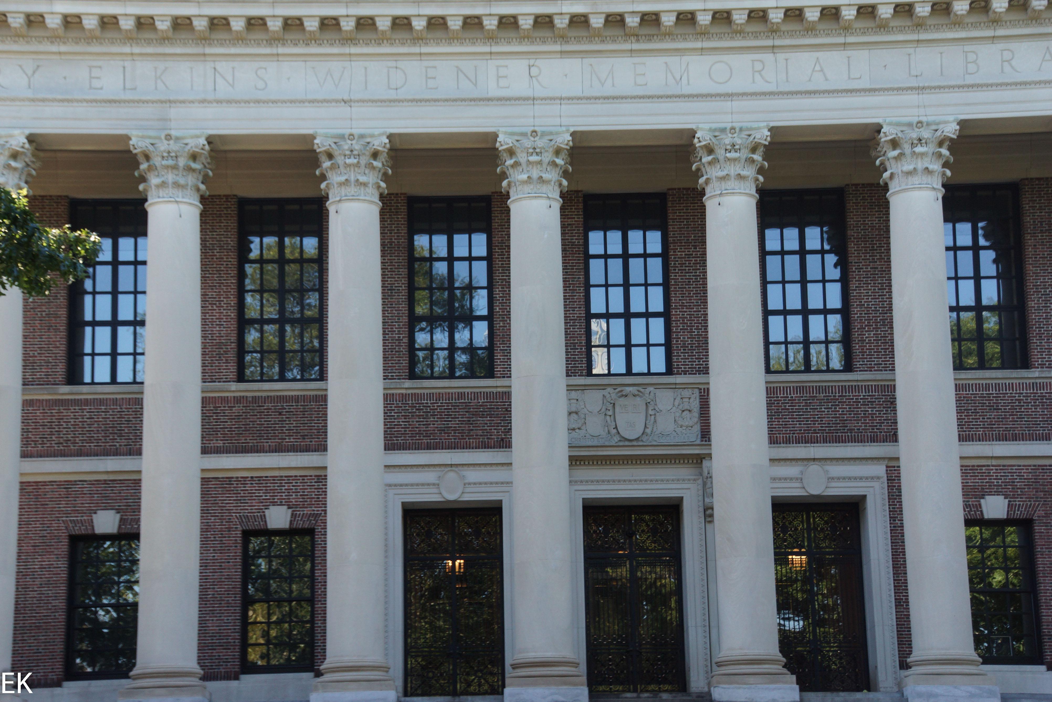 Fantastisch Harvard Universität Setzt Fort Ideen - Beispiel Business ...